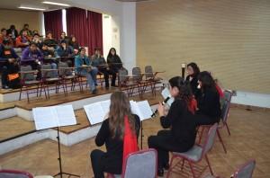 El Consort Femenino de Flautas Dulces cerró el Primer Semestre dela Temporada de Conciertos 2014