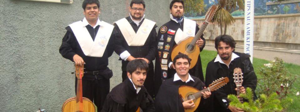 Tuna de la Facultad de Arte convoca a estudiantes a ser parte de la agrupación