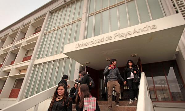Universidad de Playa Ancha incorpora bus de acercamiento
