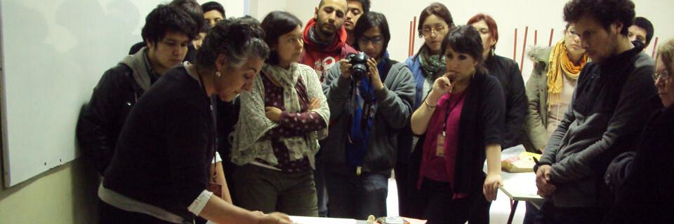 Importantes Ilustradoras coincidieron en seminario de diseño en Facultad de Arte