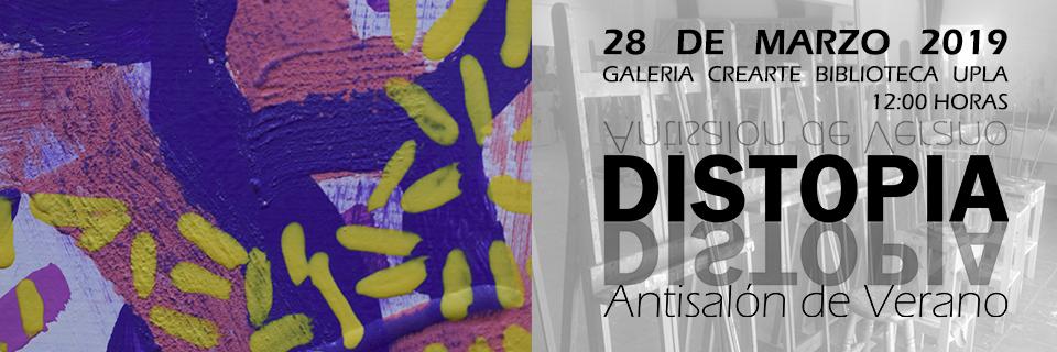 Estudiantes de Licenciatura en Arte montarán exposiciones en Biblioteca UPLA