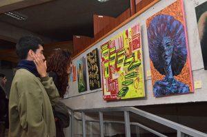 """""""DISTOPÍA"""" se expone en la Galería Crearte de la UPLA"""