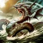 Ryujin dragon god - Genzoman